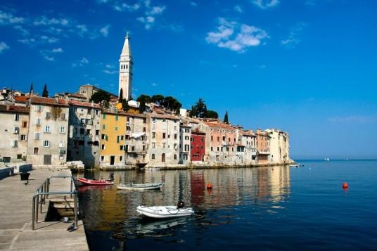 Oblíbené destinace Chorvatsko